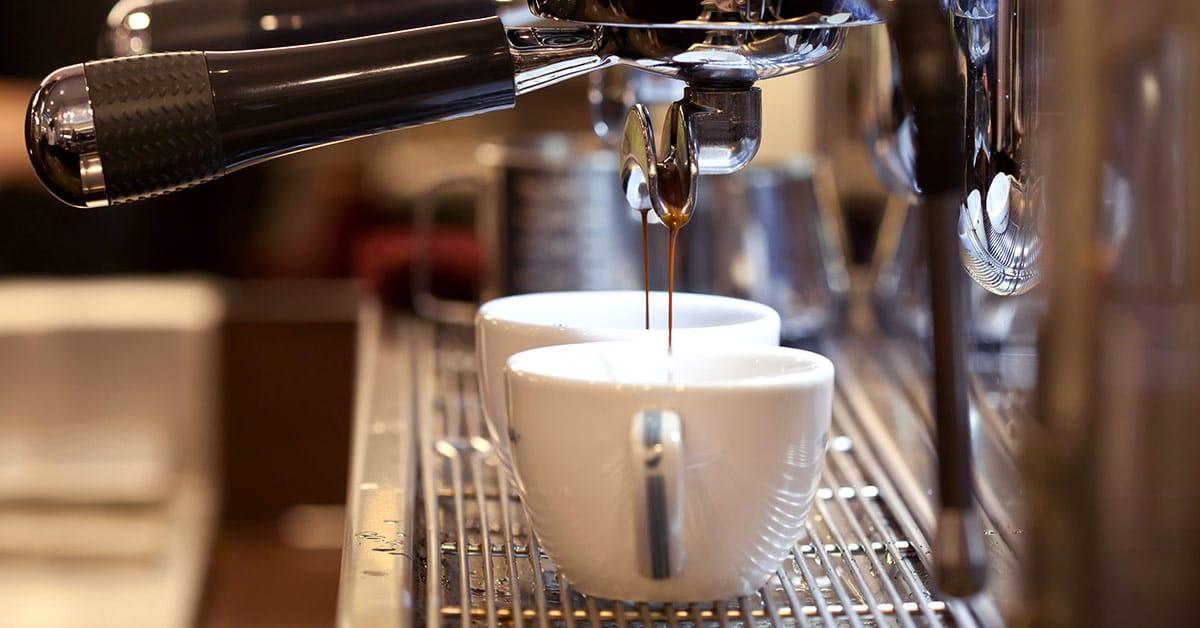 Hyra kaffemaskin Boden