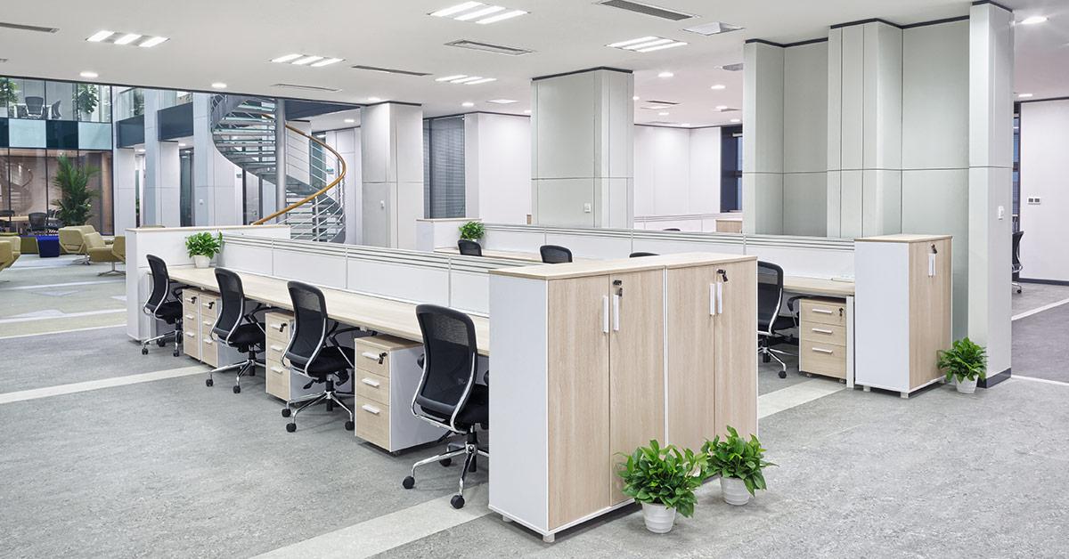 Hyr kontorsmöbler för hemmakontoret